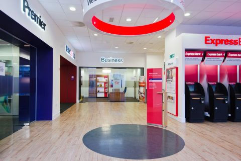 HSBC Branches — AXIS Architecture